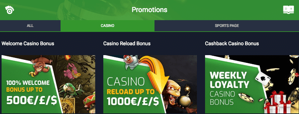 Evobet Review Bonus Codes Read This Before Playing At Evobet
