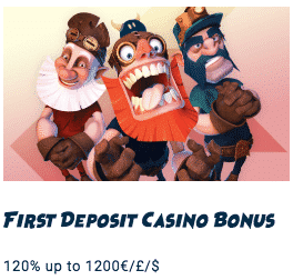 ★ Grab 120% First Deposit Bonus up to C$1200 at Svenbet