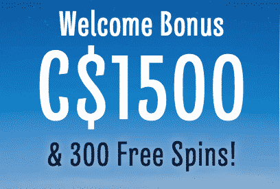 ★ Claim 100% First Deposit Bonus up to C$300 + 300 Free Spins on Fire Joker at Sloty