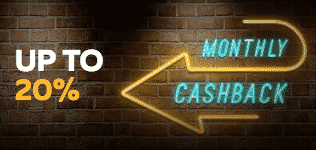 ★ Get up to 20% Cashback Bonus with No Wagering at FortuneJack