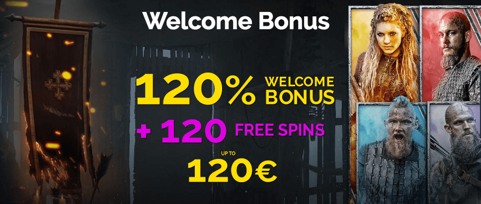 ★ Grab a First Deposit Bonus of 120% up to C$120/ 240 mBTC + 120 Spins at MonteCryptos