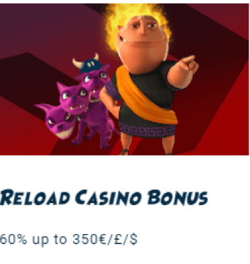★ Claim 60% Reload Bonus up to C$350 at Svenbet