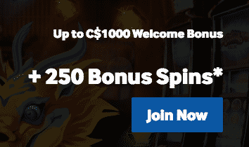 ★ Deposit and Get a Welcome Bonus of up to C$1000 and 250 Bonus Spins at Betway Casino