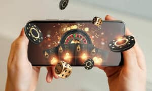 Mobile availability- top online casino