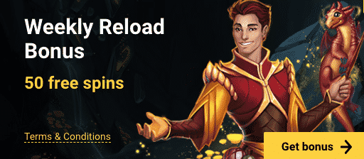 ★ Deposit and Get 50 Weekly Free Spins at Zet Casino