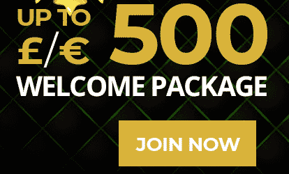 ★ Get a Welcome Bonus up to C$500 at Greendog Casino