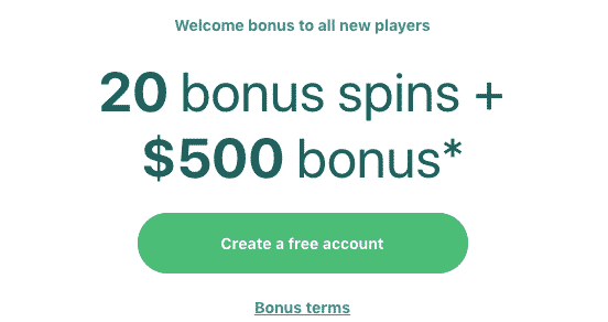 ★ Grab 100% Welcome Bonus up to C$500 at Casumo