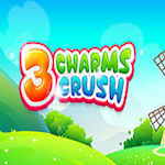3 Charms Crush logo