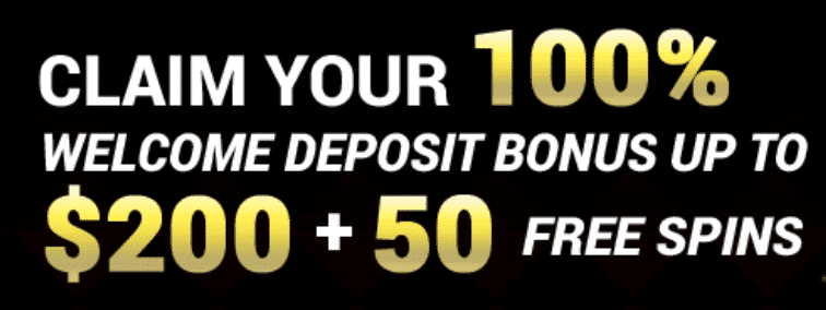 ★ Get a 100% Welcome Bonus up to C$200 + 50 Free Spins at Mongoose Casino