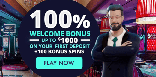 ★ Interac First Deposit Bonus: 100% up to C$1000 + 100 Free Spins at Johnny Jackpot
