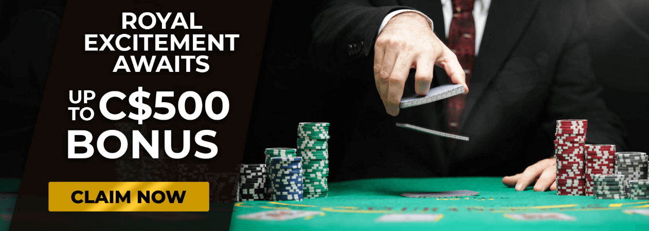 ★ Deposit and Get a 150% Blackjack First Deposit Bonus up to C$150 at Regent Casino
