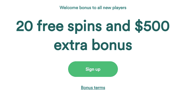 ★ Claim a 100% Welcome Bonus up to C$500 + 20 Free Spins on Jammin' Jars at Casumo