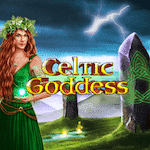 Celtic Goddess logo