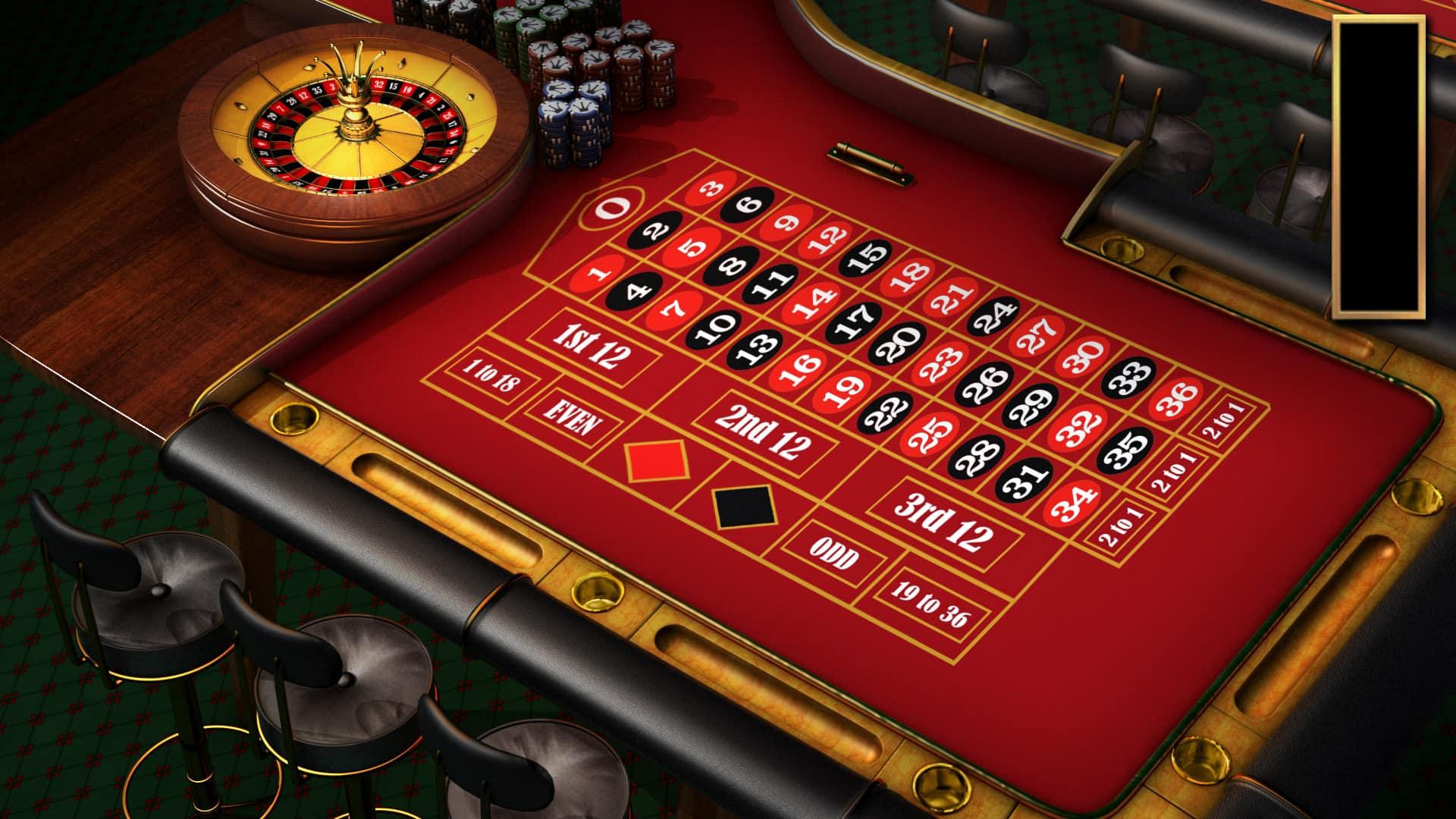 Blackjack Layout Full Size Felt Genuine Casino Quality Wheel of Madness