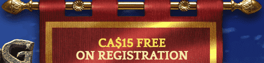 ★ C$15 No Deposit Bonus at Bronze Casino