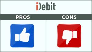 idebit canada pros & cons