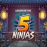 Legend Of The 5 Ninjas logo