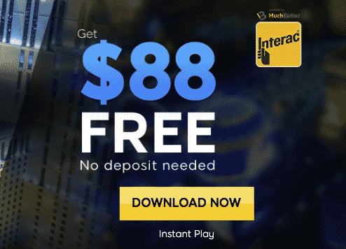 ★ C$88 No Deposit Bonus at 888poker