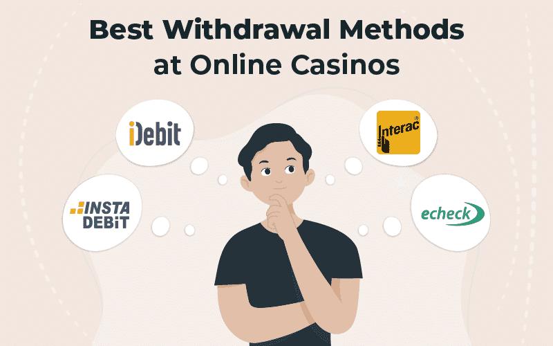 Best withdrawal methods