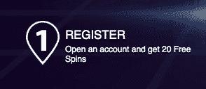 ★ 20 Free Spins at Slots Heaven