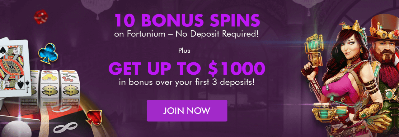 ★ 10 No Deposit Free Spins + Welcome Package up to C$1000 at 21Prive Casino