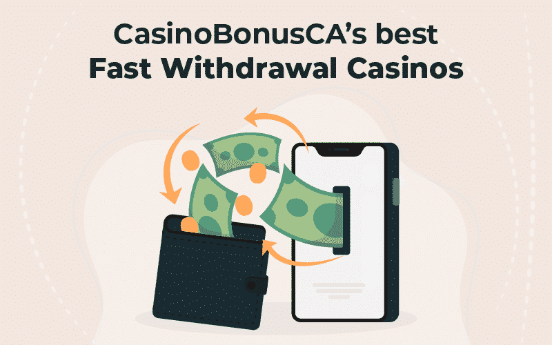 best fast withdrawal casinos