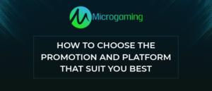 no deposit microgaming
