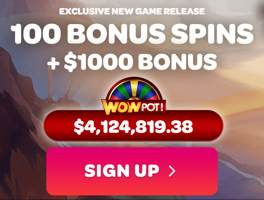★ Welcome Bonus of C$1000 + 100 Free Spins at Spin Casino