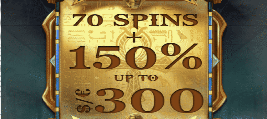 ★ Welcome Bonus: 150% up to C$300 + 70 Free Spins on Rise of Dead at Extra Spel