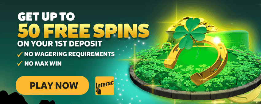 ★ Welcome Bonus up to 50 No Wagering Spins at Vegas Luck Casino