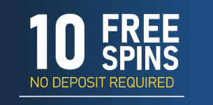 ★ 10 No Deposit Free Spins at CyberSpins Casino