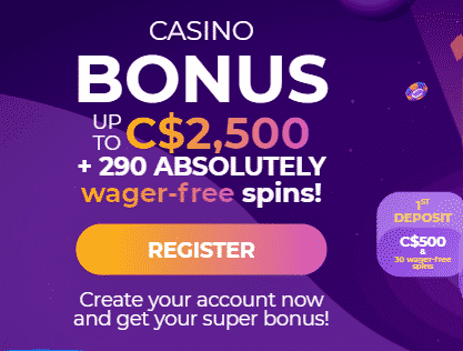 ★ First Deposit Bonus up to C$500 + 30 Wager-Free Spins at Melbet Casino