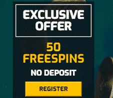 ★ 50 Free Spins at Campeonbet