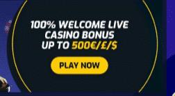 ★ First Deposit Bonus of 150% up to C$1500 at Campeonbet