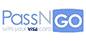 Pass N GO logo