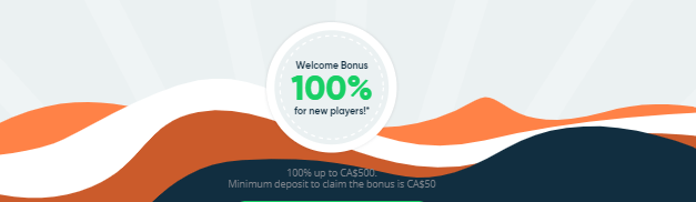 ★ 100% up to C$500 Welcome Bonus at Simple Casino
