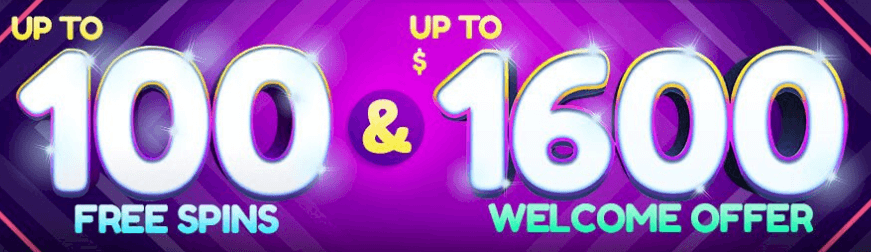 ★ 100 Sign-up Spins + up to C$1600 and 100 Free Spins Welcome Bonus at Spin247