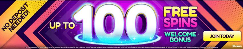 ★ Up to 100 No Deposit Free Spins at Spin247