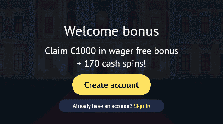 ★ No Wagering 170 Free Spins + up to C$1000 Welcome Package at Viggoslots