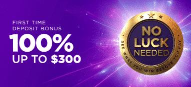 ★ Welcome Bonus: 100% up to C$300 at MegaVegas