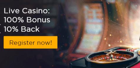 ★ 10% Cashback Bonus up to C$200 on Live Casino at Casino Cruise