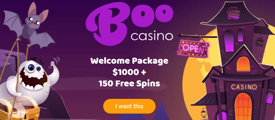 ★ C$1000 Welcome Package + 150 Free Spins on Fruit Zen at Boo Casino