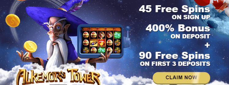 ★ 400% Welcome Bonus  + 90 Free Spins at Rich Casino