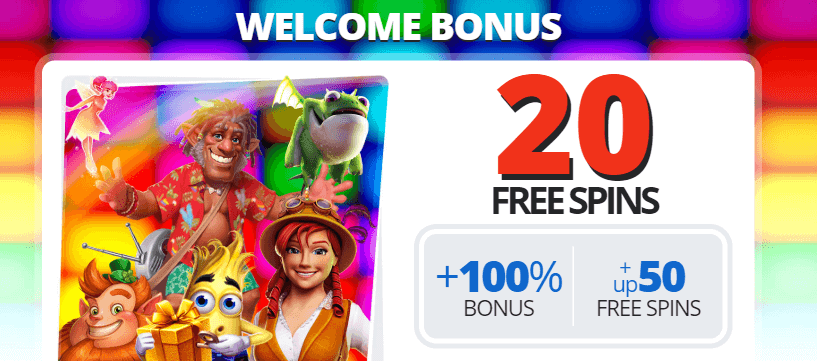 ★ 100% Welcome Bonus up to C$500 + 50 Free Spins at EgoCasino