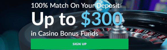 ★ 100% Welcome Bonus up to C$300 at BetVictor Casino