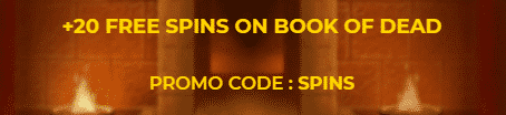 ★ 20 Free Spins on Book of Dead upon Registration at SlotSite