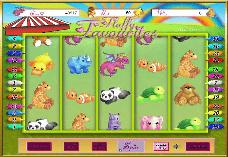 Fluffy Favourites Game Review Free Play In Demo Mode