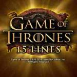 Game of Thrones 15 Lines logo