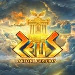 Ancient Fortunes: Zeus logo