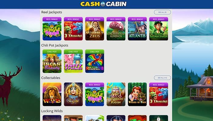 Cash Cabin Games Preview